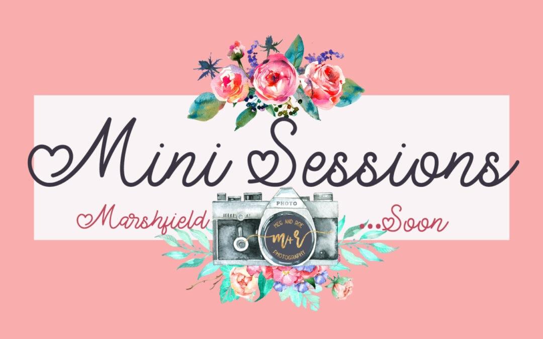 Love Mini Sessions 2021
